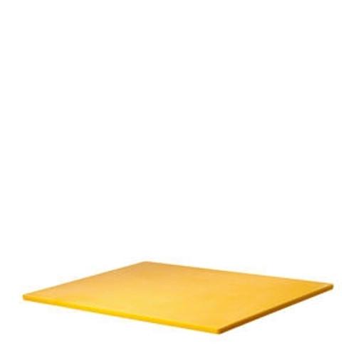 """Cutting Board Yellow 15"""" x 20"""""""