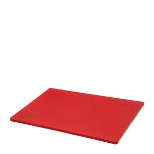 "Cutting Board Red 18"" x 24"""
