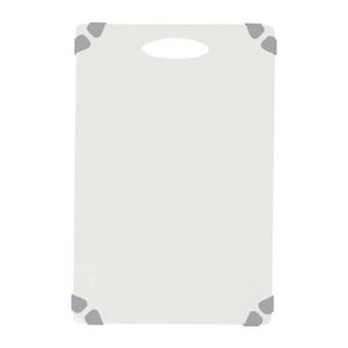 """Grippy Cutting Board White 12"""" x 18"""""""