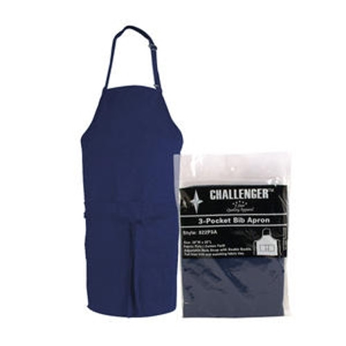 "Challenger 3-Pocket Apron Navy 28"" x 30"""