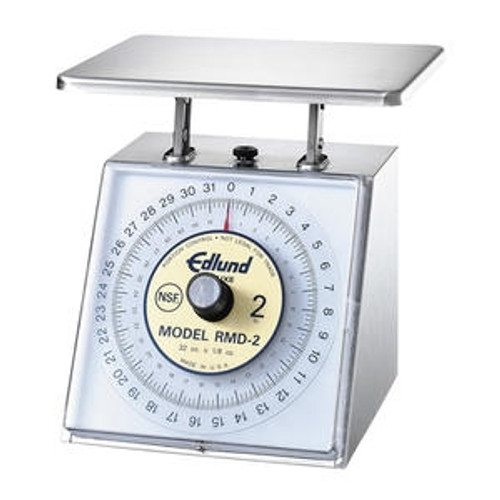 Deluxe Dial Portion Scale 32 oz x 1/8 oz