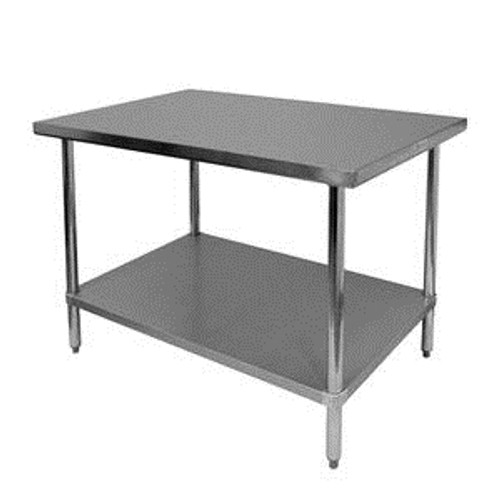 "Work Table 30"" x 48"" x 35"""