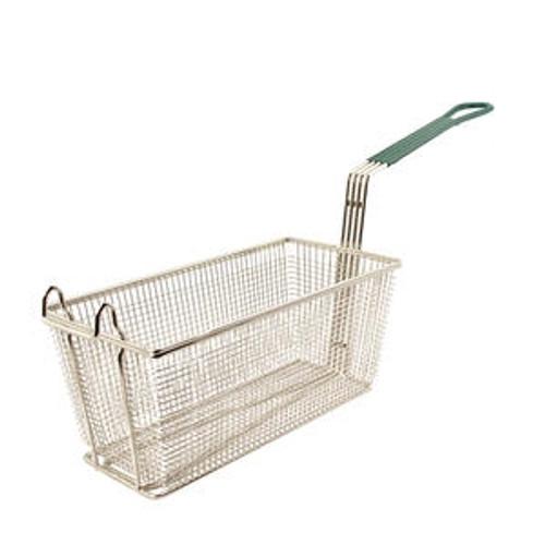 Fry Basket Green Handle-1