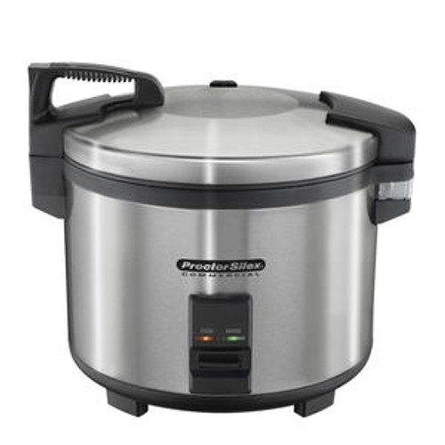 Proctor-Silex Commercial Rice Cooker/Warmer 60 Cup