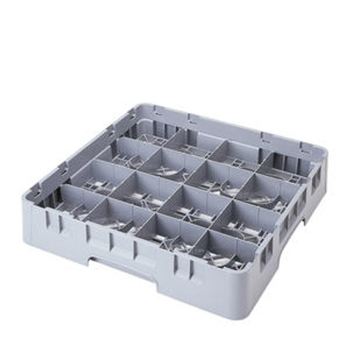 Camrack 16 Compartment Soft Gray 2 5/8""