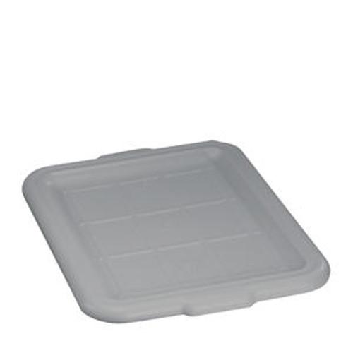 """Tote Box Cover Gray 15 1/4"""" x 21 1/4"""""""