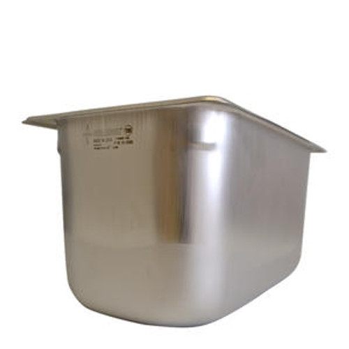"""Challenger Steam Table Pan Third Size 6"""""""