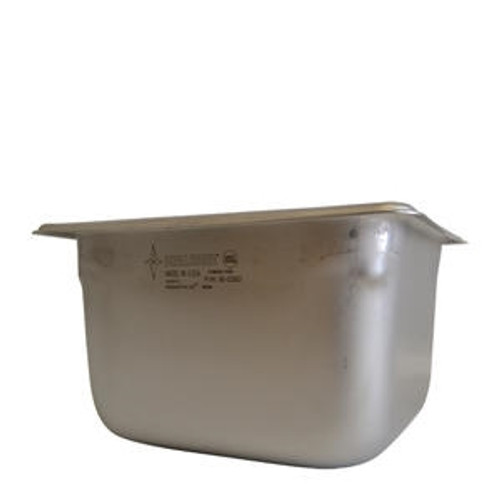 """Challenger Steam Table Pan Sixth Size 4"""""""