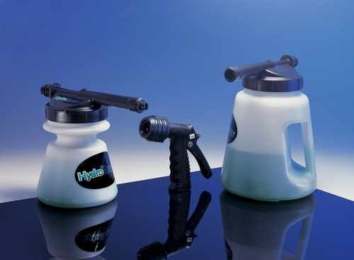 Hydrofoamer and sprayers