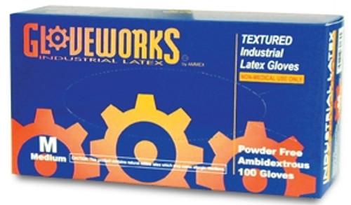 Industrial Latex Glove - Powder Free