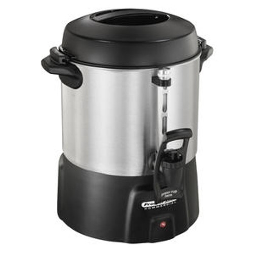 Aluminum Coffee Urn 40 Cup