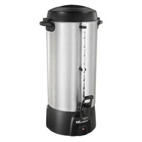 Aluminum Coffee Urn 100 Cup