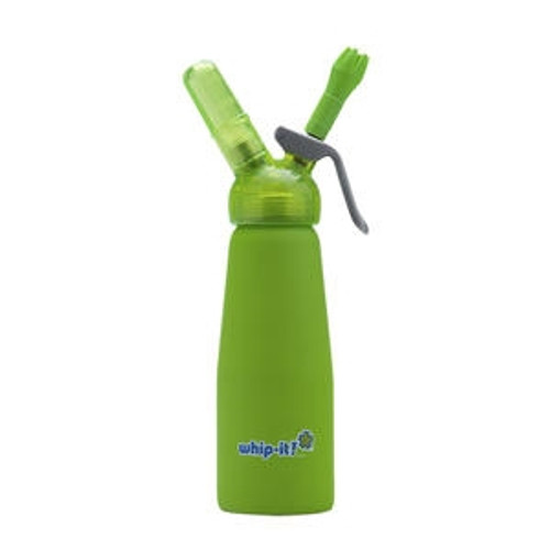 whip-it! Professional Plus Dispenser Green 0.5 ltr