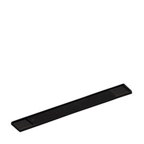 Bar Mat Deluxe Black
