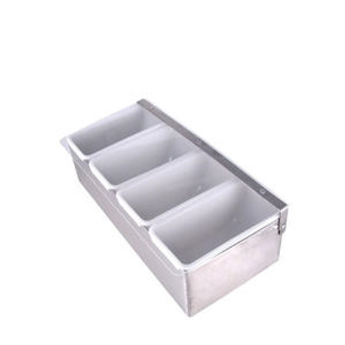 Condiment Dispenser 4 (1-pt) Inserts