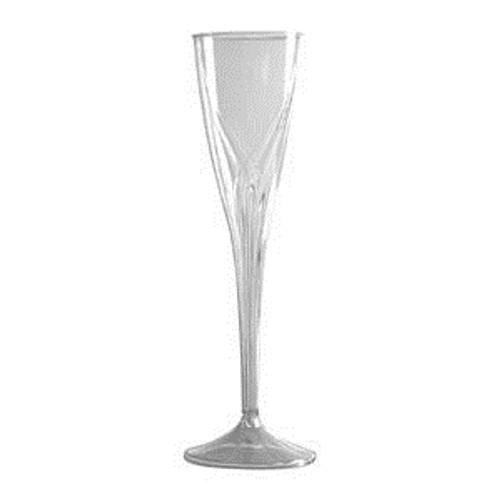 Classicware Champagne Fluted 1-Piece 5 oz
