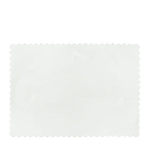 """Placemat White 10"""" x 14"""""""