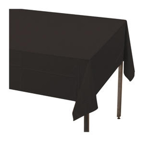 "Tablecover Black 54"" x 108"""