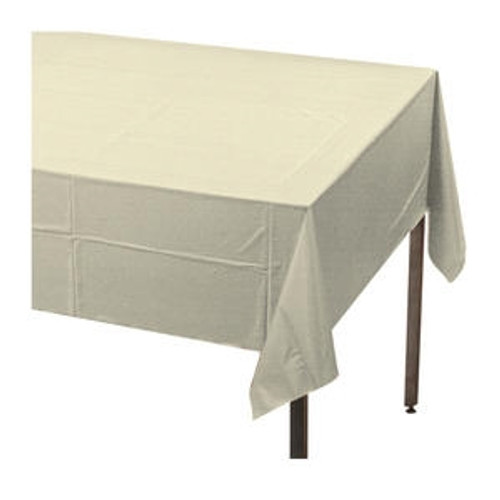 "Tablecover Ivory 54"" x 108"""
