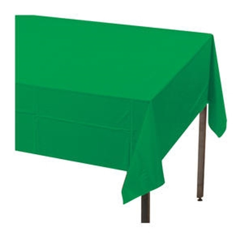 "Tablecover Green 54"" x 108"""