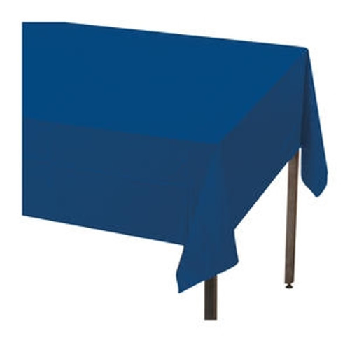 "Tablecover Navy 54"" x 108"""