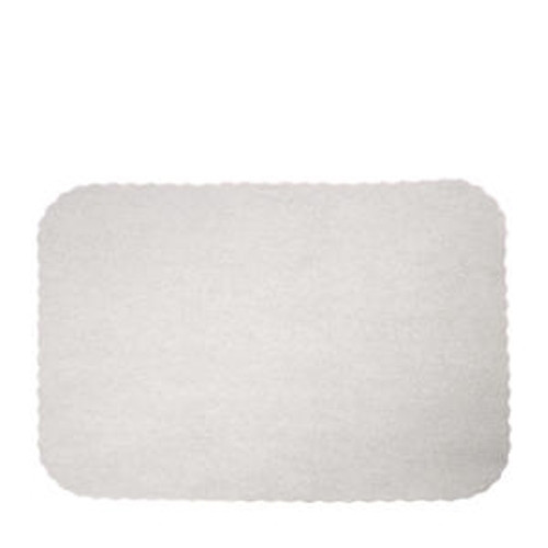 """Tray Cover White 12 3/4"""" x 16 3/4"""""""