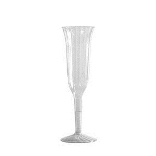 Classicware Fluted Champagne 2-Piece 5 oz