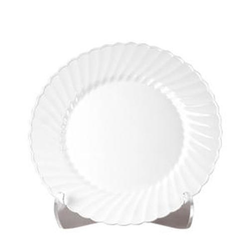 """Classicware Plate White 7 1/2"""""""