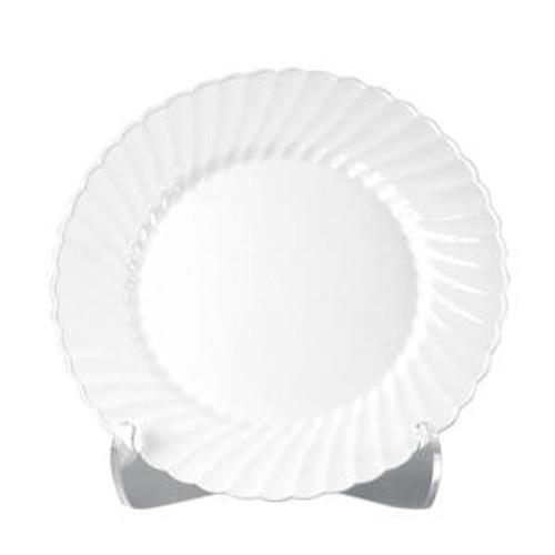 """Classicware Plate White 9"""""""