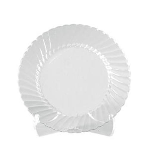 "Classicware Plate Clear 10 1/4"""