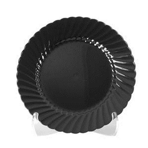 """Classicware Plate Black 10 1/4"""""""