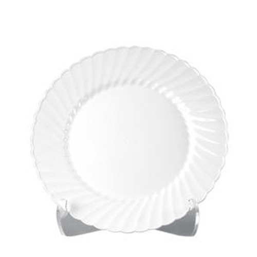 """Classicware Plate White 10 1/4"""""""