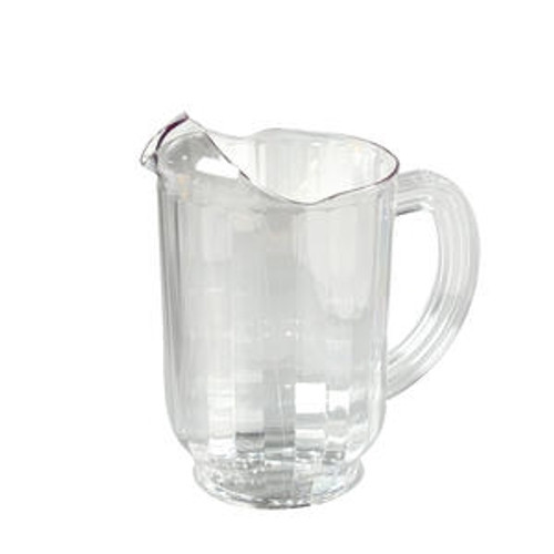 Carlisle VersaPour Pitcher Clear 60 oz