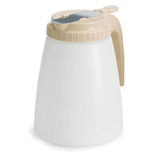 All Purpose Dispenser with Almond Top 48 oz