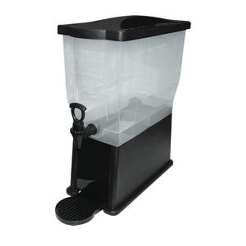 Beverage Dispenser Black 3 gal-1