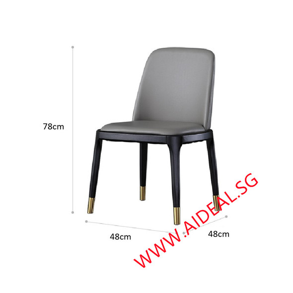Modern Simple Dining Chair