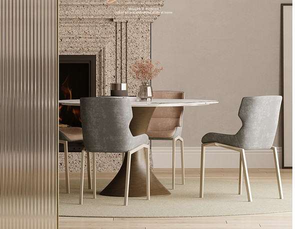 Inner Swing Sintered Stone Dining Table