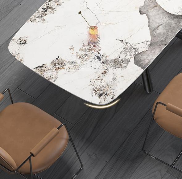 Pandora Design Sintered Stone Dining Table