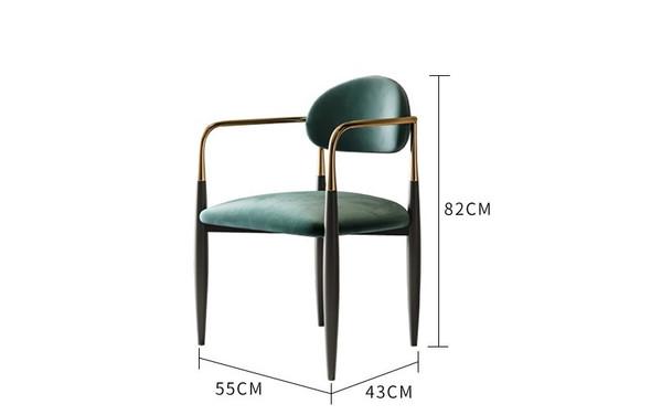 Luxury Minimalist Dining Chair