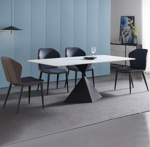 Prism Design Sintered Stone Dining Table
