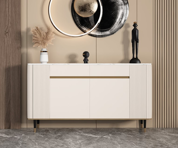 Sintered Stone Side Cabinet