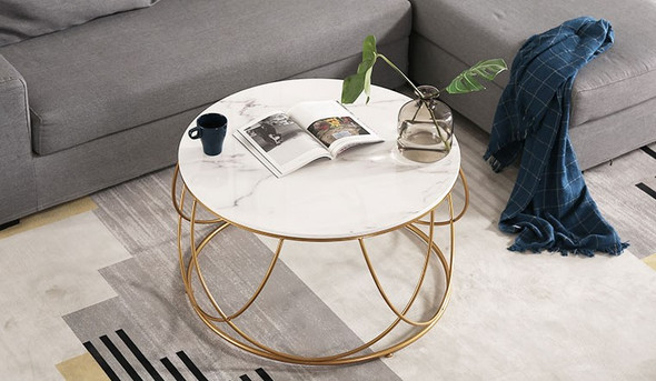 Coffee Table Sintered Stone