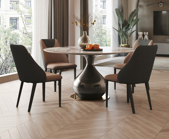 Alloy Sintered Stone Dining Table