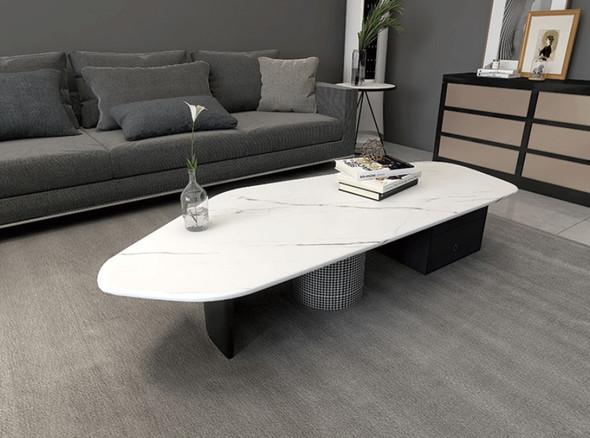 Bella Sintered Stone Coffee Table