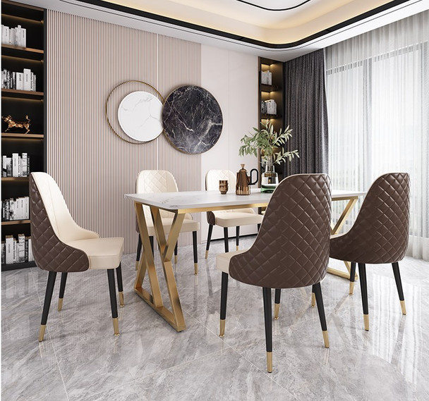 Classy Design Sintered Stone Dining Table