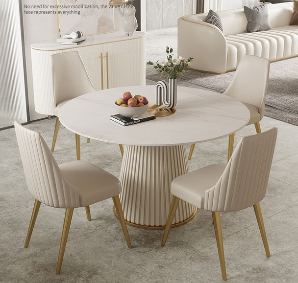 Modernistic Sintered Stone Dining Table