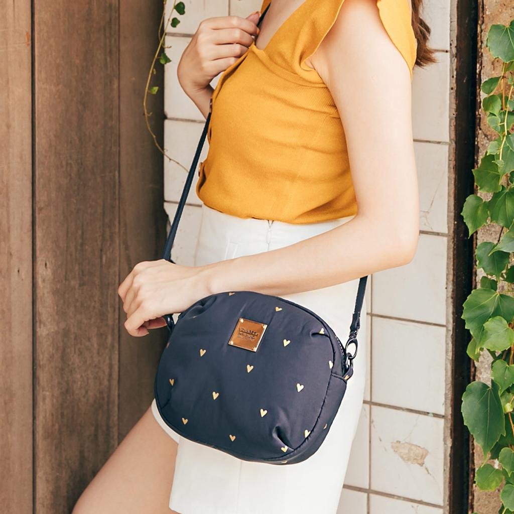 Mini Sling Bag - Mini Heart