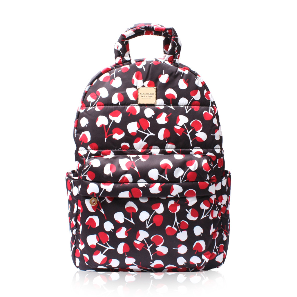 Backpack medium - Cherrypicks -Red