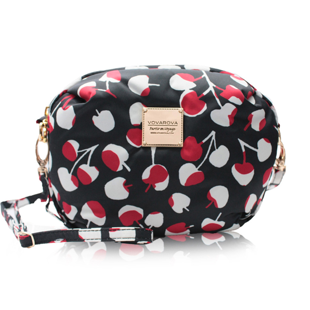 Mini Sling Bag - Cherrypicks - Red