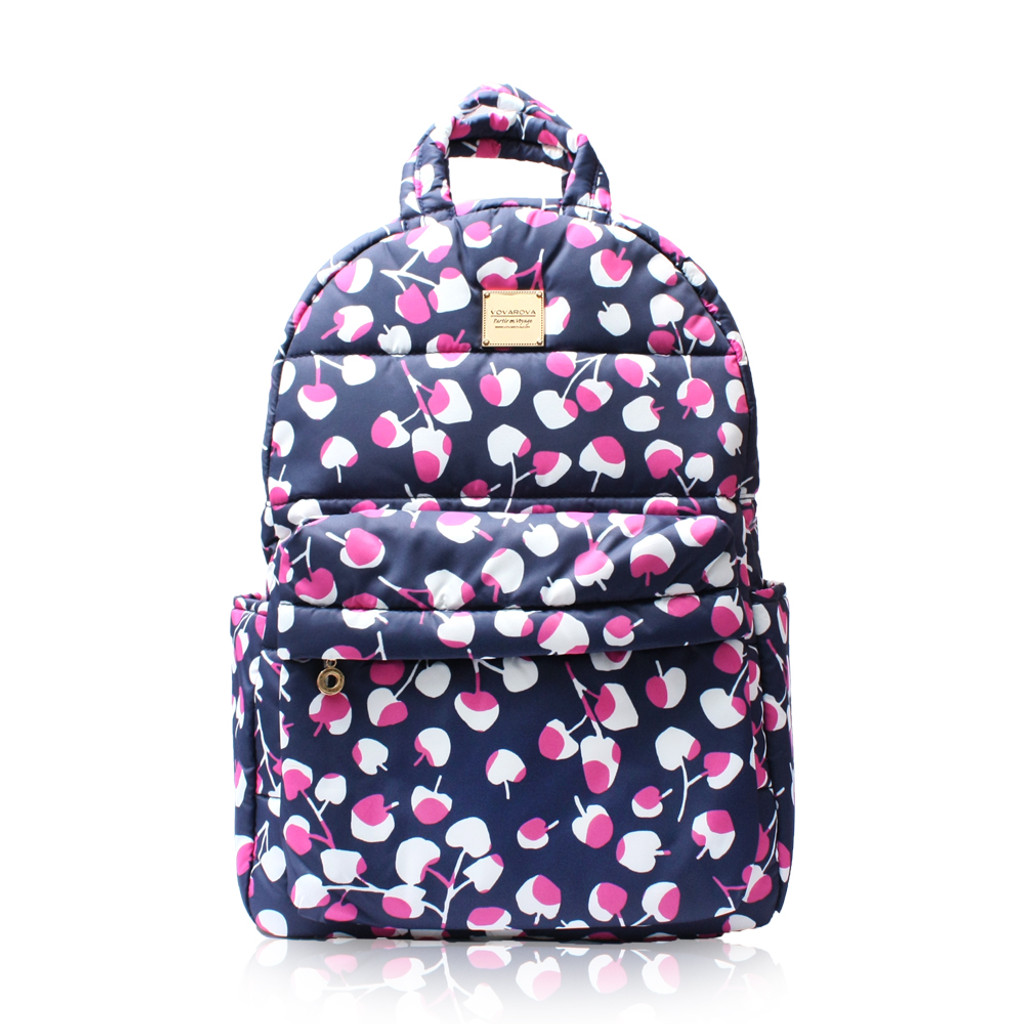 Backpack medium - Cherrypicks - Pink